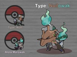 Poke Fusion - Type Nullowak