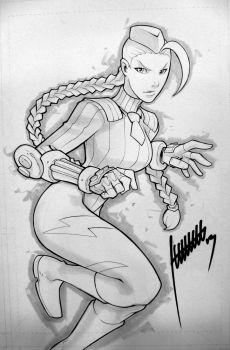 Cammy Commission by edwinhuang