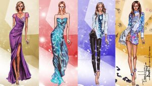 Highlights from the fashion week spring 2013 by FashionARTventures
