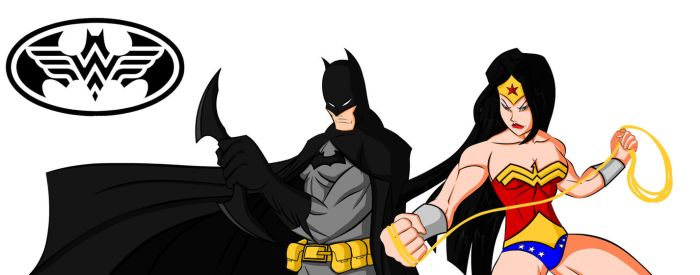 Batman And Wonder Woman Deviantart