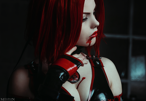 BloodRayne - Tell me you love me, honey. by MilliganVick