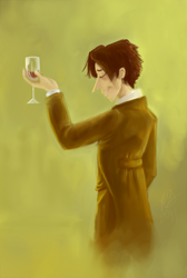Dr. Jekyll- A Toast by qui-non-stultus
