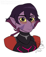 Krolia by Infinity-Drawings