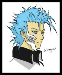 Grimmjow by Bubblecat