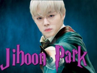 Jihoon Potter by YesThatWasABanana