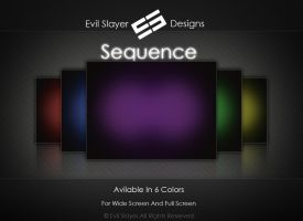 Sequence Wallpaper by Evil-Slayer
