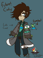 Future!Cody Ref by 1Greengrass1