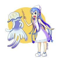 Ika and Nihilego