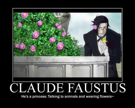 Claude is a princess by AloisPhantomhive