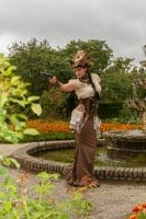 Stock - Steampunk Lady shoot by S-T-A-R-gazer