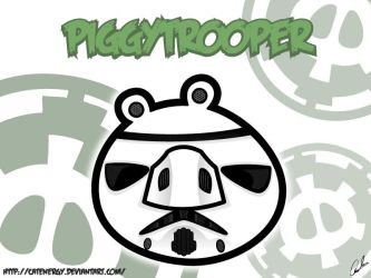 Piggytrooper by CatEnergy
