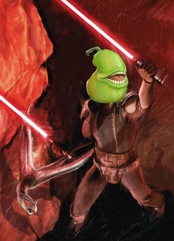 The Tragedy of Darth Peargueis The Wise by Sniperof2fort