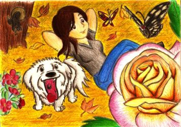 :Giftart: Nature's Gift by DC-KMOS