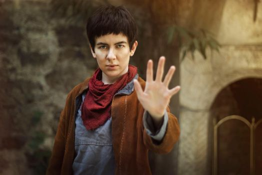 Merlin: Young Warlock by MirroredSilhouettes