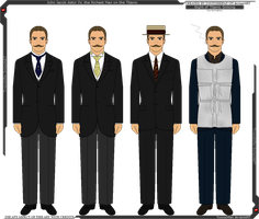 Titanic Victim John Jacob Astor IV by Grand-Lobster-King