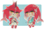Zora Cheebs [+SPEEDPAINT] by DrawKill