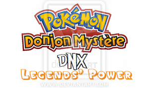 PDM-DNX Logo by RayquazaGaby