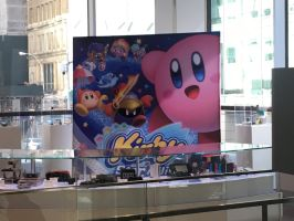 Kirby Star Allies at Nintendo NY 22 by MarioSimpson1