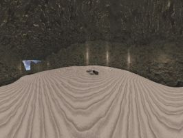 Hatching Sands Panoramic by wiyaneth