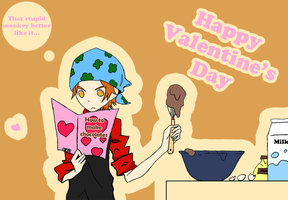 Happy  V-Day by Yazu-Jud