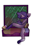 . It's raining, it's pouring . by crystal-w1tch