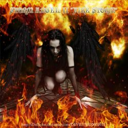 Storm Angel: II ''Fire Storm'' by D3vilusion