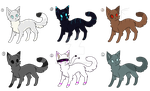 adopts cats (4/6) by LN-Polar