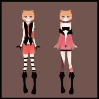 Character Design by Lantern-Tan