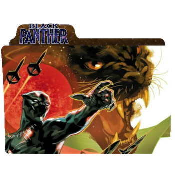 Black Panther (Fresh start) by DCTrad