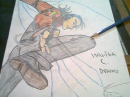 Walter C. Dornez by ShadowRocker3000