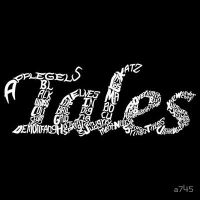 Tales From A to Z - T-shirt Design by a745