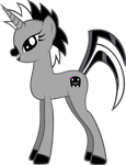 OC Pony Vector - Soully by hombre0