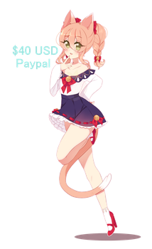 ADOPT 25 USD Paypal |SOLD by Yunamishi