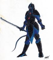 demon armor by windfire72