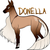 Lady Donella | Doe | Royal by BADVIBESGENERATOR