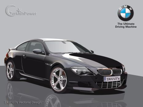 BMW 2009 by Imperatore34