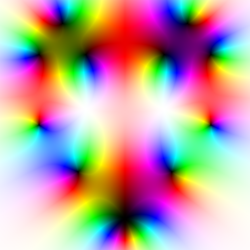 Full Domain Colored Fox Function by B-JacobDawson
