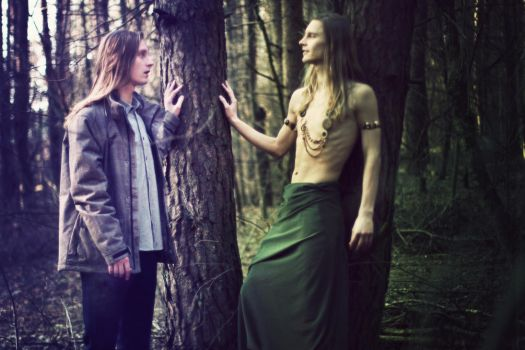 Unseelie Wood: Discover Your Inner sElf by Xarxes-Endymion