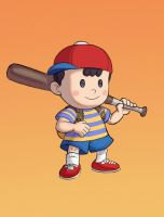 Ness by andrewportella