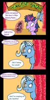 A Pony Show - Comic by Vexorb