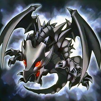 Red-Eyes Baby Dragon by Yugi-Master