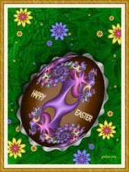 A Chocolate For Easter by genlisae