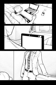 Limited Immunity Page 3 Inks by DStPierre