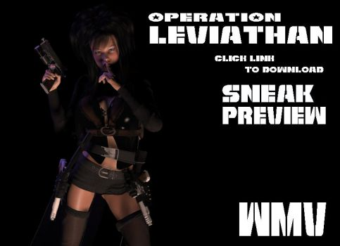 Sneak Preview by 0-The-Leviathan-0