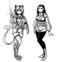 Verboten Character Studies 5 by HolyLancer9