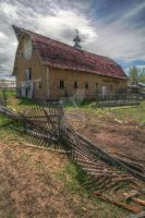 Montana Barn by boydgphotography
