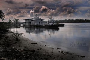 The ship by afiqah13