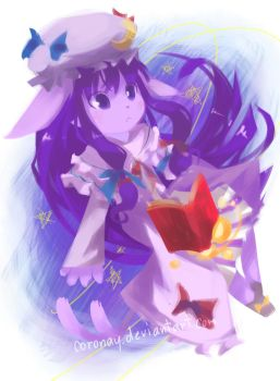 Espeon Patchouli by Cocoroll