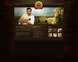 Rejected Draft - Wine site by Fedrick