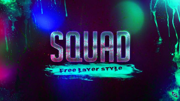 Squad Layer Style -FREE- by Xiox231